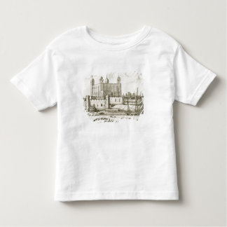 The Tower of London, 1647 (engraving) Tees
