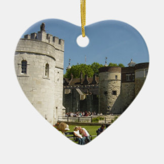 The Tower of London Christmas Ornament