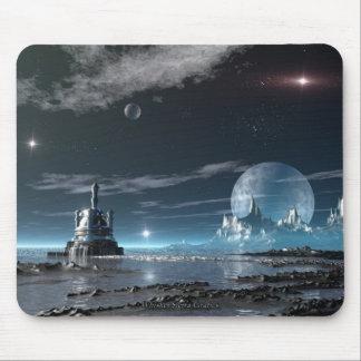 the Towers of Xullam - Z - mousepad