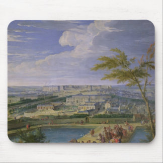 The Town and Chateau Mouse Pad