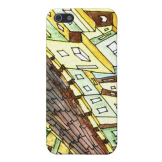 THE TOWN iPhone 5 CASE