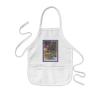 The Town Mouse and the Country Mouse Aprons