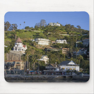 The town of Avalon on Catalina Island, Mouse Pad