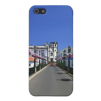 The town of Nordeste - Azores iPhone 5 Cases