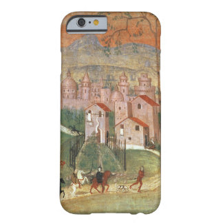 The Town of Prato (fresco) Barely There iPhone 6 Case