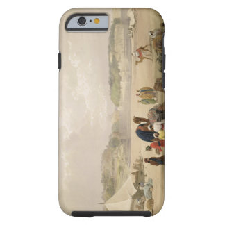 The Town of Roree, and the Fortress of Bhukker, on Tough iPhone 6 Case
