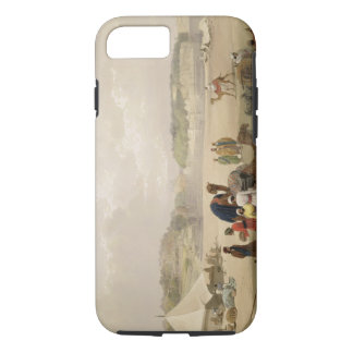 The Town of Roree, and the Fortress of Bhukker, on iPhone 7 Case