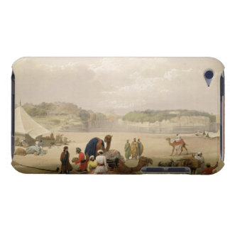 The Town of Roree, and the Fortress of Bhukker, on iPod Touch Cover