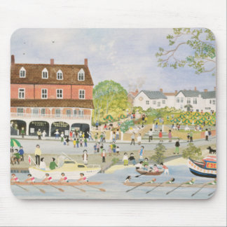 The Towpath Walton-on-Thames Mouse Pad