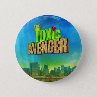 The Toxic Avenger 6 Cm Round Badge