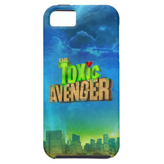 The Toxic Avenger Case For The iPhone 5