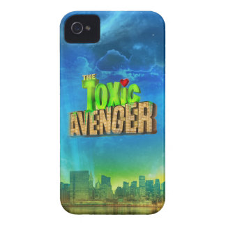The Toxic Avenger Case-Mate iPhone 4 Cases