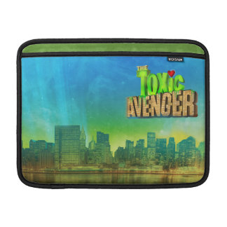 The Toxic Avenger MacBook Sleeve