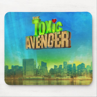 The Toxic Avenger Mouse Mat