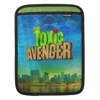 The Toxic Avenger Sleeves For iPads