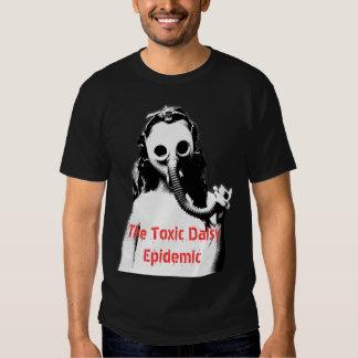 The Toxic Daisy Epidemic model  Tee