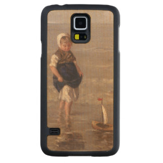 The Toy Boat Maple Galaxy S5 Case