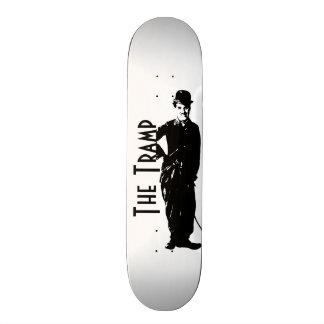 The Tramp Custom Skate Board