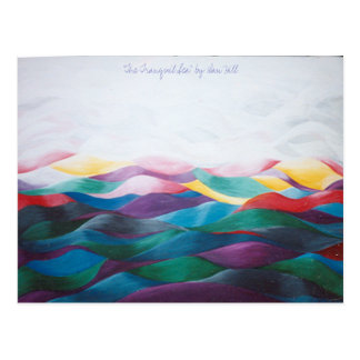 """""""The Tranquil Sea"""" Postcard"""