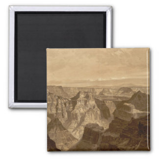 The Transept, Kaibab Division, Grand Canyon Magnet