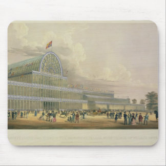 The Transept of the Crystal Palace, from the Princ Mouse Mat