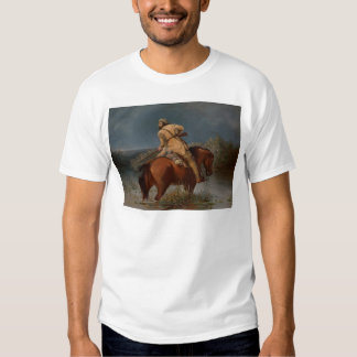 The Trapper's Last Shot (1388A) T Shirts