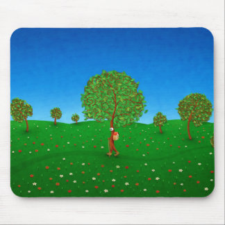 The Traveling Tree Mouse Pads