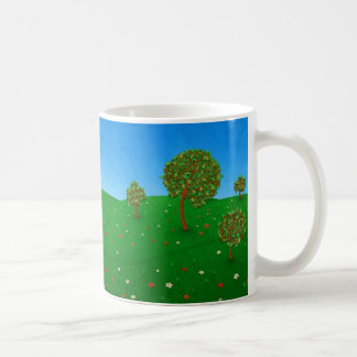 The Traveling Tree Coffee Mugs