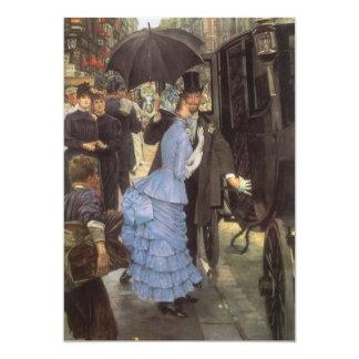 The Traveller (aka Bridesmaid) by James Tissot Invites