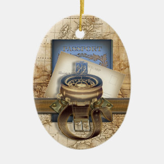 The Traveller Christmas Ornament