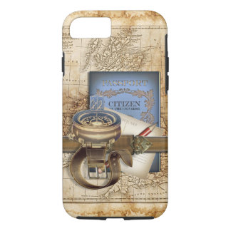 The Traveller iPhone 8/7 Case
