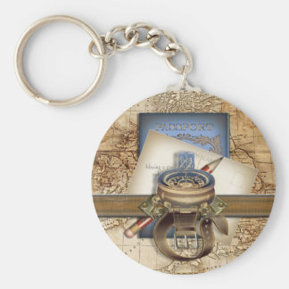 The Traveller Key Ring