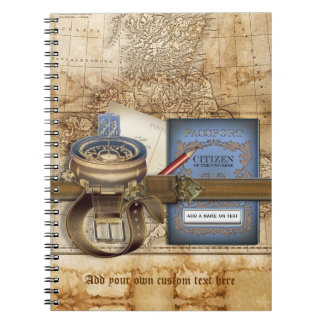 The Traveller Note Book