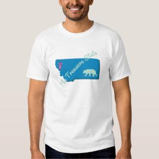 The Treasure State T-shirt
