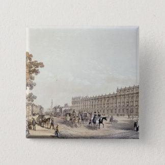 The Treasury, Whitehall 15 Cm Square Badge