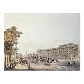 The Treasury, Whitehall Postcard