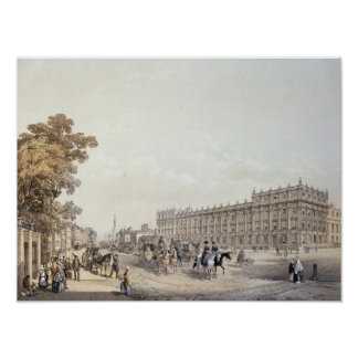 The Treasury, Whitehall Poster