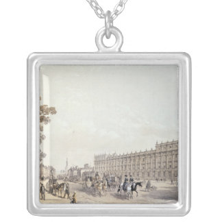 The Treasury, Whitehall Silver Plated Necklace