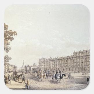 The Treasury, Whitehall Square Sticker