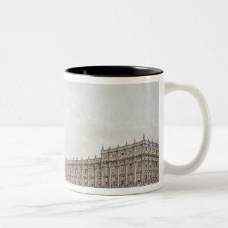 The Treasury, Whitehall Two-Tone Coffee Mug