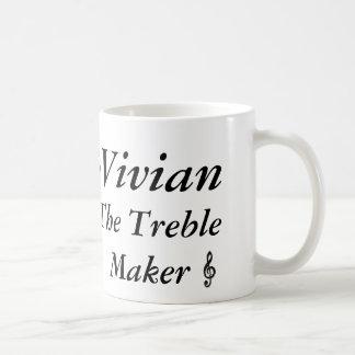 The Treble Maker Coffee Mug