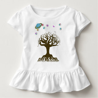The Tree and the Magical Sky Toddler T-Shirt