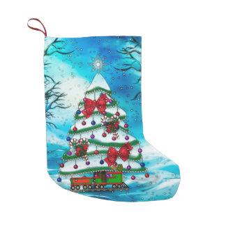 The Tree Christmas Folk Art
