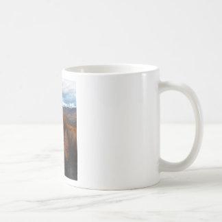 The tree growth in the Tibet Plateau Coffee Mug