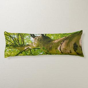The Tree Hugger, G Vegan, Body Pillow