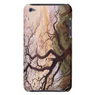 The Tree of Crows, 1822 Case-Mate iPod Touch Case