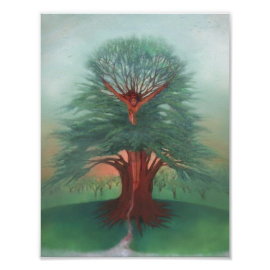 The Tree of Healing Poster