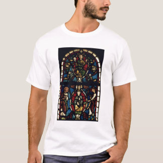 The Tree of Jesse, 13th century (stained glass) T-Shirt