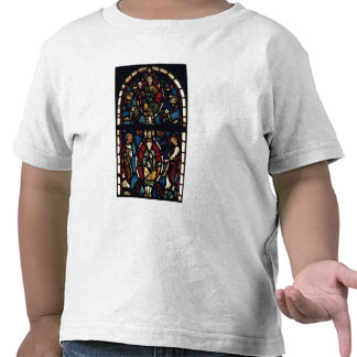 The Tree of Jesse, 13th century (stained glass) Tshirt