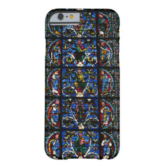 The Tree of Jesse, lancet window in the west facad Barely There iPhone 6 Case